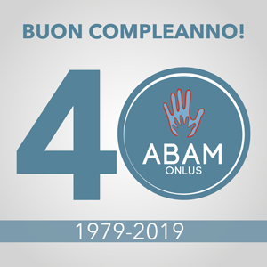 BUON COMPLEANNO, ABAM!